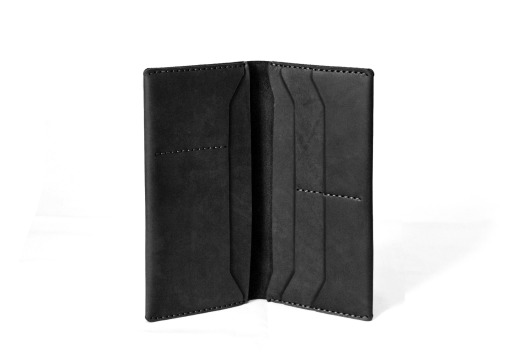 Verge Boss Wallet brown leather